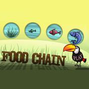 Make a Food Chain : Game