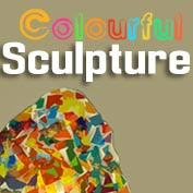 Colourful Sculpture Craft Activity