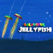 How to Make a Colourful Jellyfish