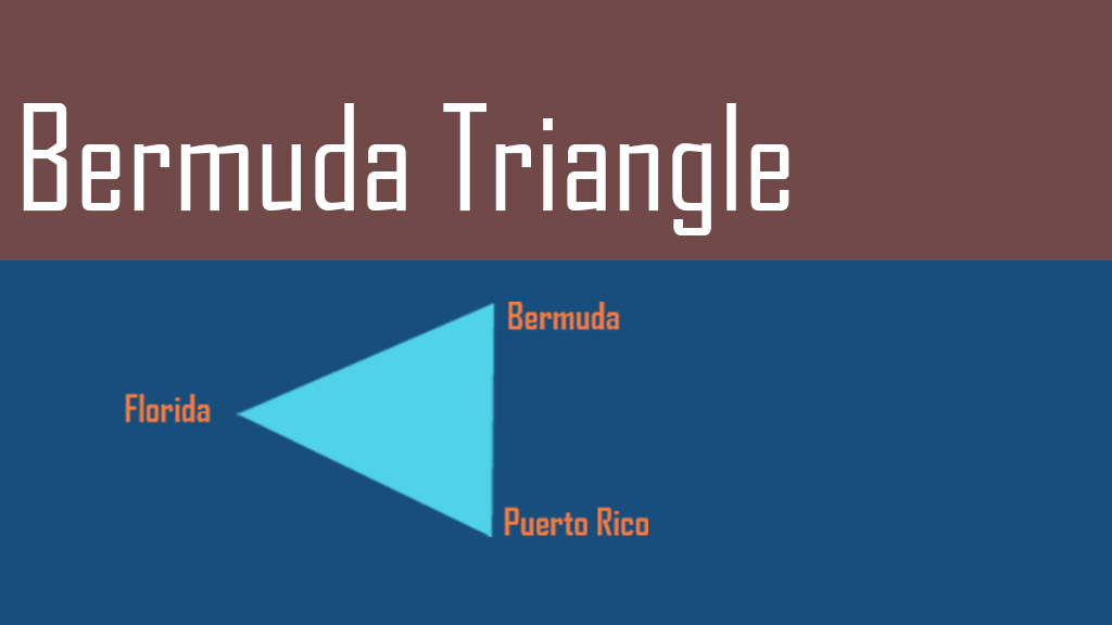 Bermuda triangle speech outline