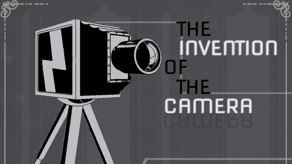 Who Invented the Camera? - Technology for Kids | Mocomi