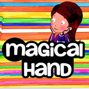 Magical Hand Craft Activity