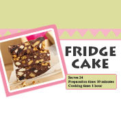 How to Make Fridge Cake
