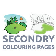 Colouring Pages For Secondary Kids 01