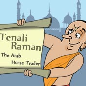 Tenali Raman : Tenali Raman and The Arab Horse Trader