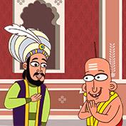 Tenali Raman : Tenali Raman in the Delhi Durbar