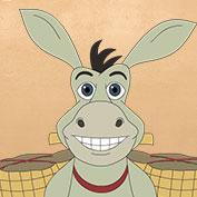Mullah Nasruddin: The Donkey's Relatives