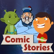 Comic Stories For Kids 02