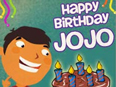 Happy Birthday Jojo!