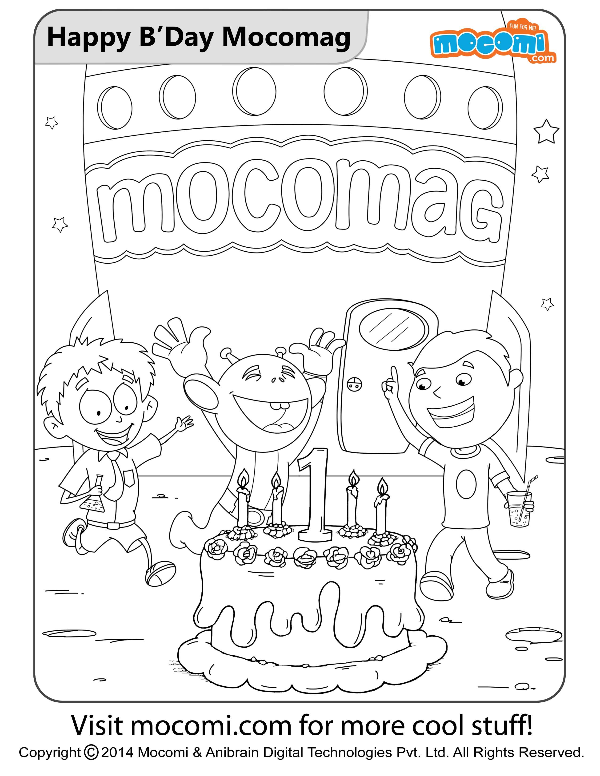 Happy Birthday Mocomag