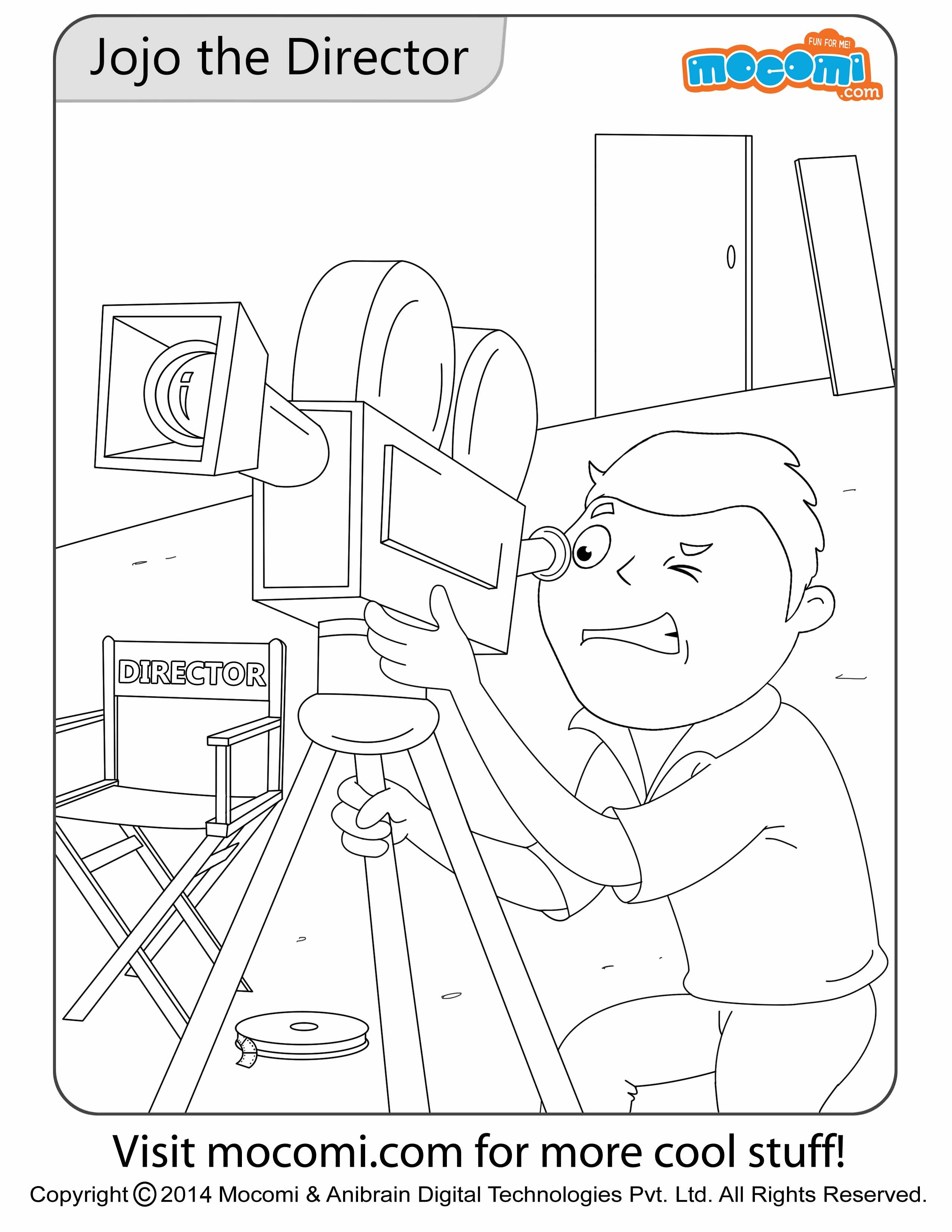 Jojo the Director