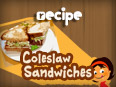 How to Make Coleslaw Sandwiches