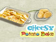 Cheesy Potato Bake Recipe