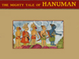 The Mighty Tale of Hanuman