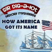 How America Got Its Name