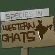 Species in Western Ghats