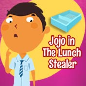 Jojo in The Lunch Stealer