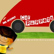 Car Puppets Craft