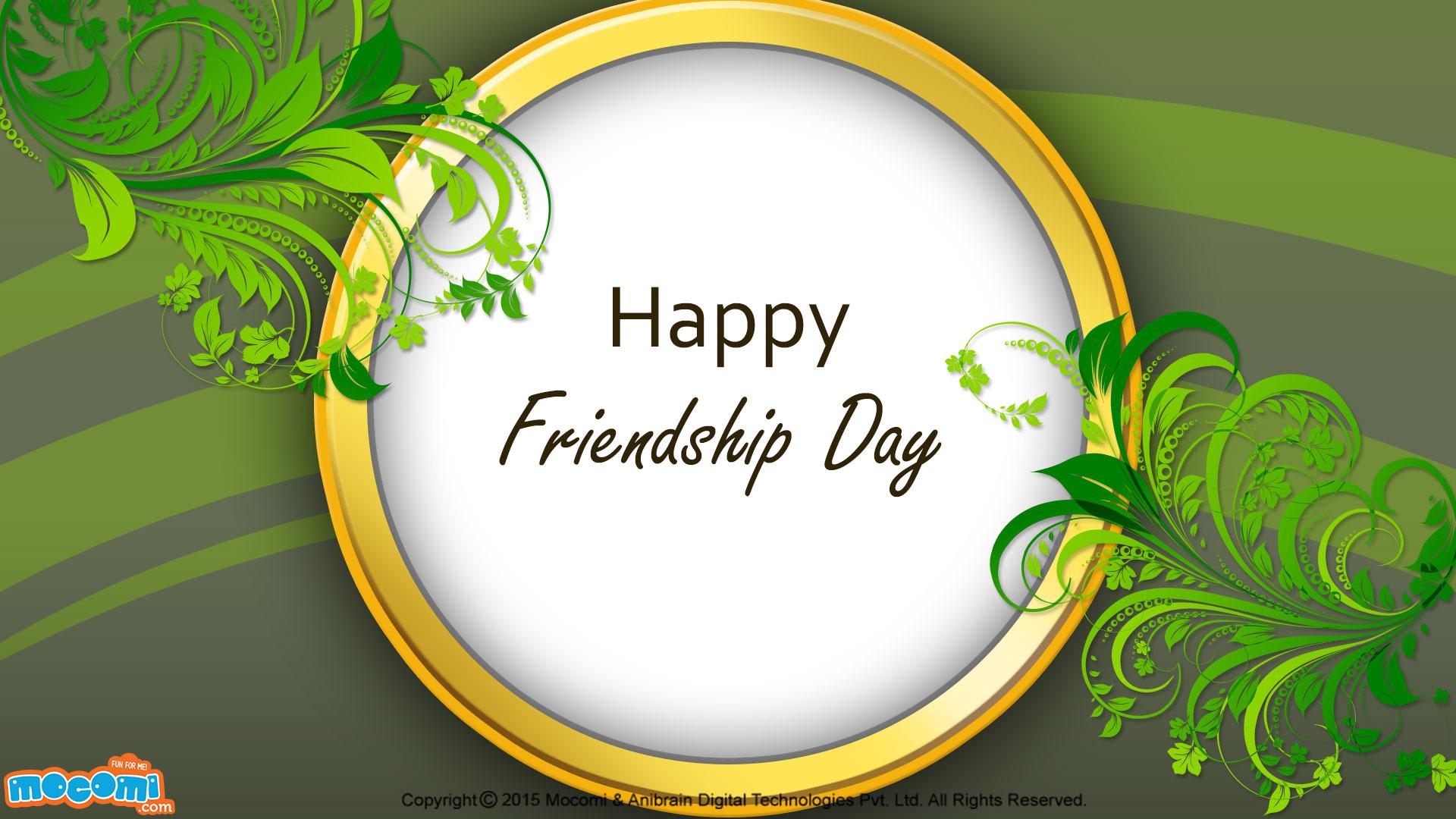 Happy Friendship Day Wallpaper – 06. «