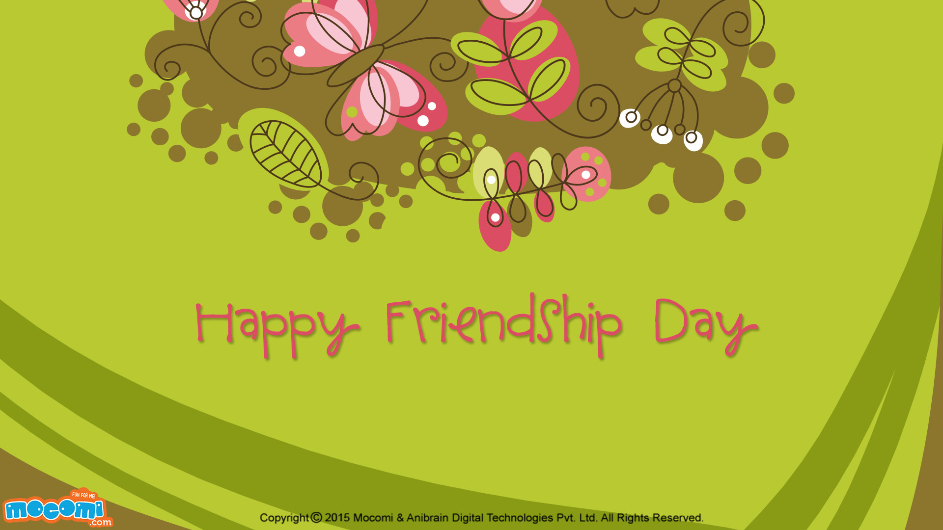 Happy Friendship Day Wallpaper – 05