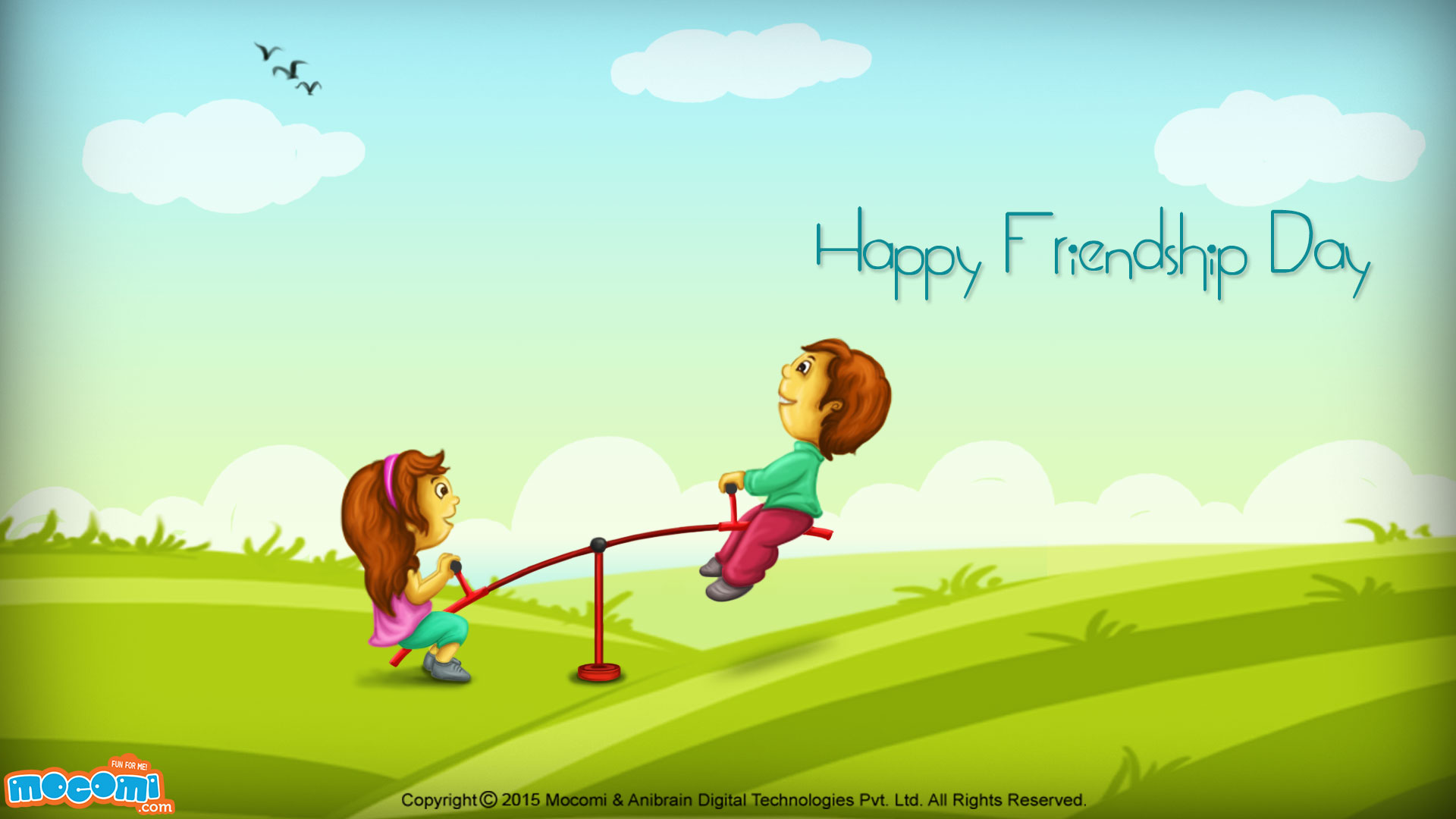 Happy Friendship Day Wallpaper – 03