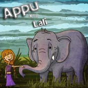 Appu and Lali mend the Bridge