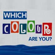 Which Colour are you?