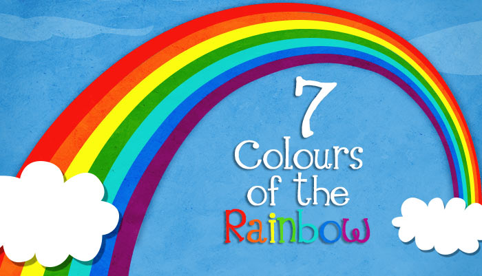 Seven Colours Of The Rainbow And Facts Geography For Kids Mocomi