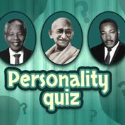Which Famous Personality are you?