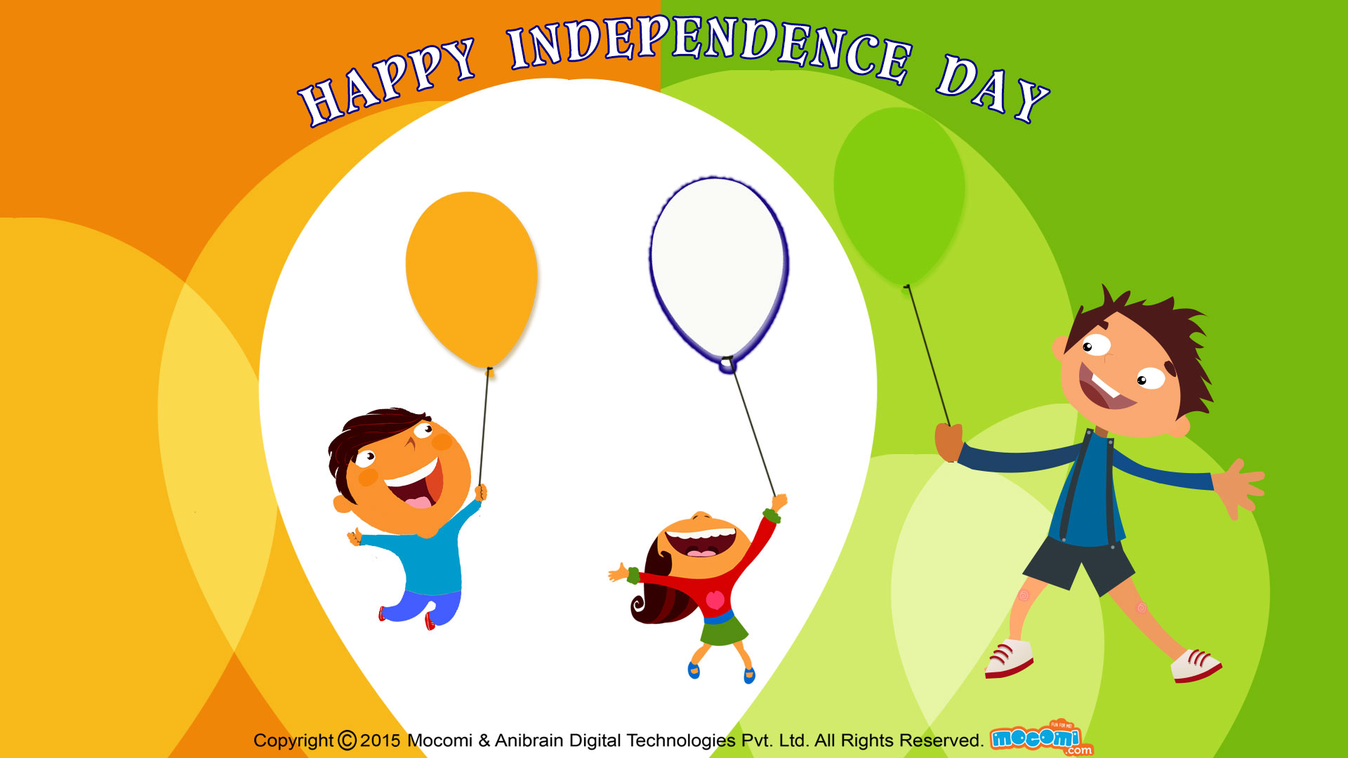 Happy Independence Day – 12