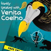 Frankly Speaking with Venita Coelho