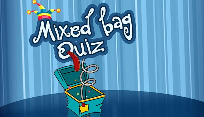 Mixed Bag Quiz General Knowledge Fun Quizzes For Kids