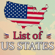 List of US States and Capitals