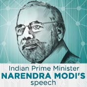PM Narendra Modi's Speech - Digital India Event
