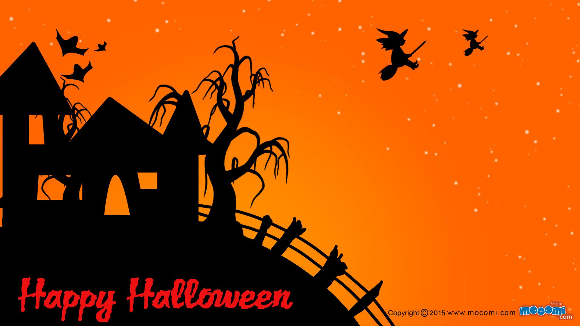 Happy Halloween Wallpaper – 03