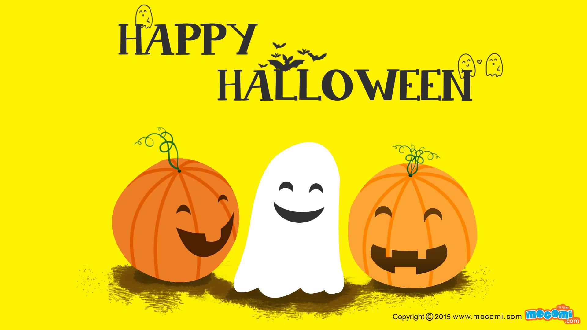 Happy Halloween Wallpaper – 04