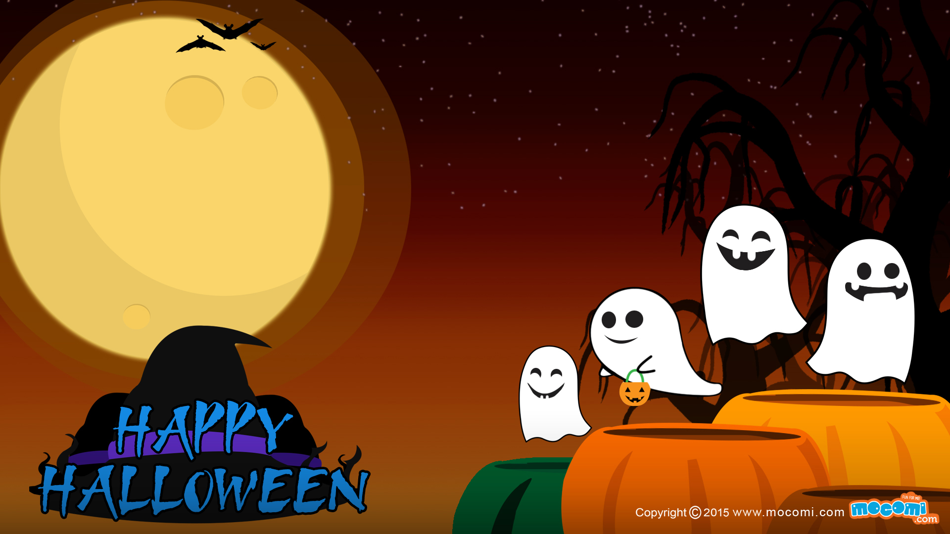 Happy Halloween Wallpaper – 05