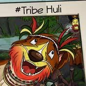Huli Papua New Guinea - hp