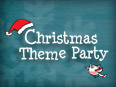Christmas Theme Party