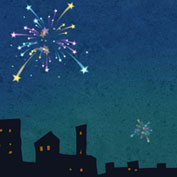 Origin of the New Year - hp