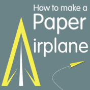 How to make a Paper Airplane - hp