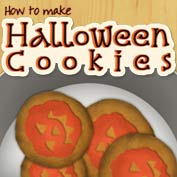 halloween cookies recipe - HP