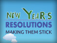 How to Make Resolutions Last