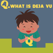 What is deja vu and jamais vu? - hp