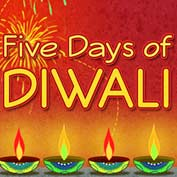 5 Days of Diwali - hp
