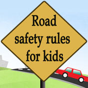 Road Safety Rules for Kids - hp