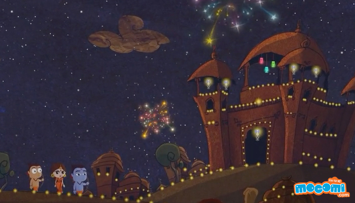 Ramayana - The Story of Diwali - Festivals for Kids| Mocomi