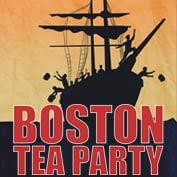 Boston Tea Party - hp