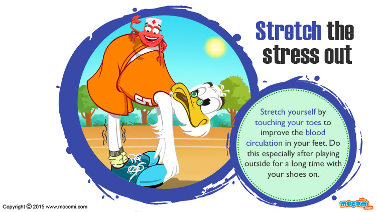 Stretch the Stress Out!
