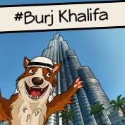 Burj Khalifa - hp